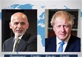 افغانستان| روند صلح و حمایت از نیروهای امنیتی محور تماس غنی و جانسون