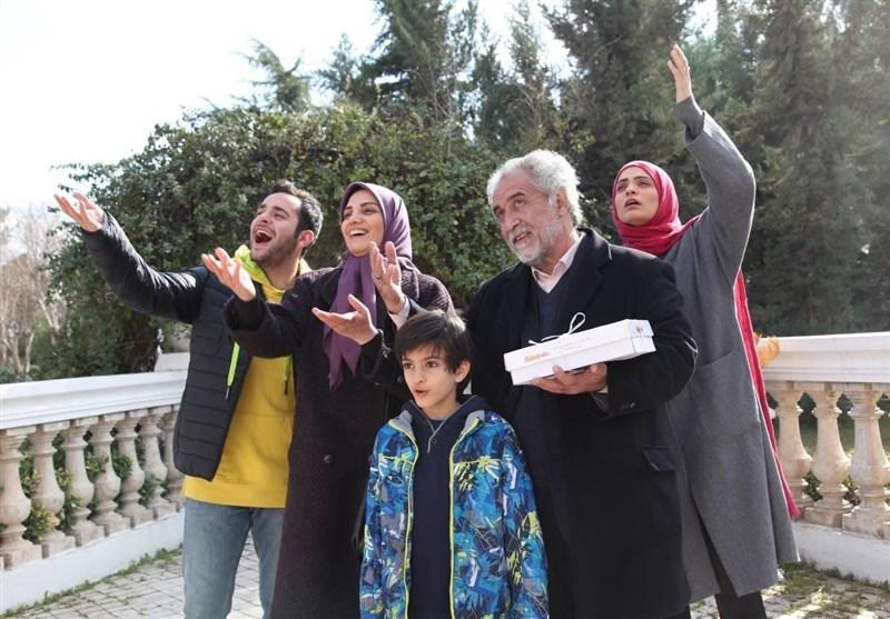 علیرضا خمسه و اکبر عبدی در سریال جدید تلویزیون+ عکس