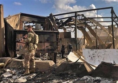 تصاویر جدید رسانه آمریکایی از حمله به عینالاسد/ ژنرال مککنزی: اگر پایگاه را تخلیه نمیکردیم 150 آمریکایی کشته میشدند