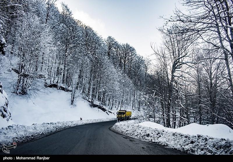 هواشناسی ایران 99/12/14  برف و باران کشور را فرا میگیرد