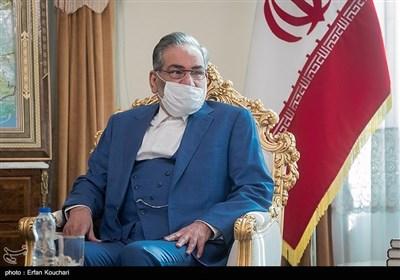 شمخانی یستقبل وزیر الخارجیة العراقی