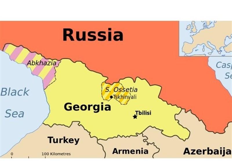 """کشور """"گرجستان"""" ,"""