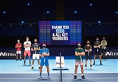 کمک مالی 5 هزار و 40 دلاری ATP به تنیسورهای رده پایین