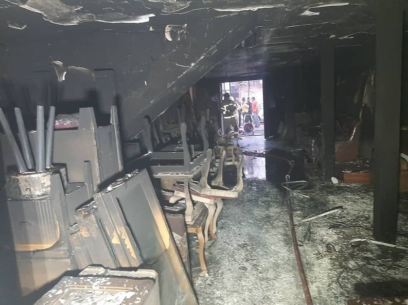 سازمان آتشنشانی تهران , آتشنشانی , آتشسوزی , حوادث ,