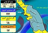 تازهترین وضعیت بیماری کرونا در استان بوشهر| آمار مبتلایان وضعیت نامطلوبی دارد+ جدول