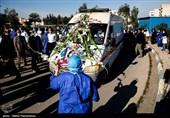 2 مدافع سلامت دیگر خوزستان آسمانی شدند