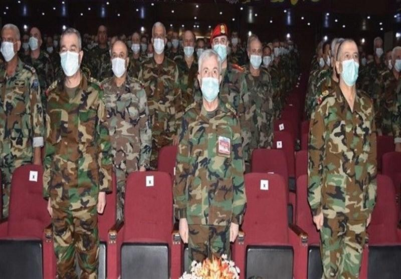 آمادگی ارتش سوریه برای پاکسازی کامل کشور از لوث تروریسم