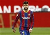 پیکه: وضعیت بارسلونا ایدهآل نیست اما هنوز هم در کورس قهرمانی هستیم