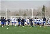گزارش تمرین استقلال| ترک تمرین توسط مظاهری و حضور بازیکن جدید + تصاویر
