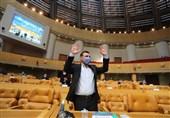 پوشش زنده| عزیزی خادم رئیس فدراسیون فوتبال شد، موسوی نایب رئیس سوم/ در انتظار انتخاب هیئت رئیسه