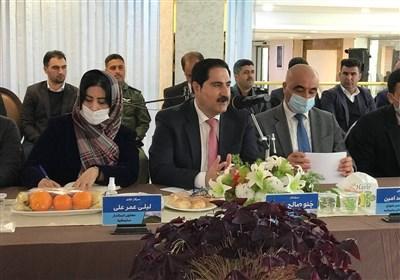 معاون وزیرامور داخلهاقلیم کردستان عراق: از ارتقای روابط تجاری با ایران استقبال میکنیم / مدیون جمهوری اسلامی هستیم