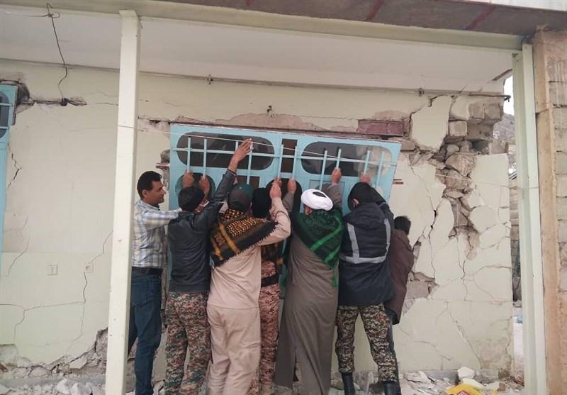 جهادگر , گروههای جهادی , زلزله , زندگی روستایی ,