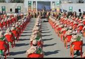 سیزدهمین جشنواره جوان سرباز به میزبانی نیروی زمینی سپاه به روایت تصویر