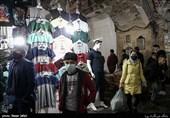 ازدحام در بازار تهران