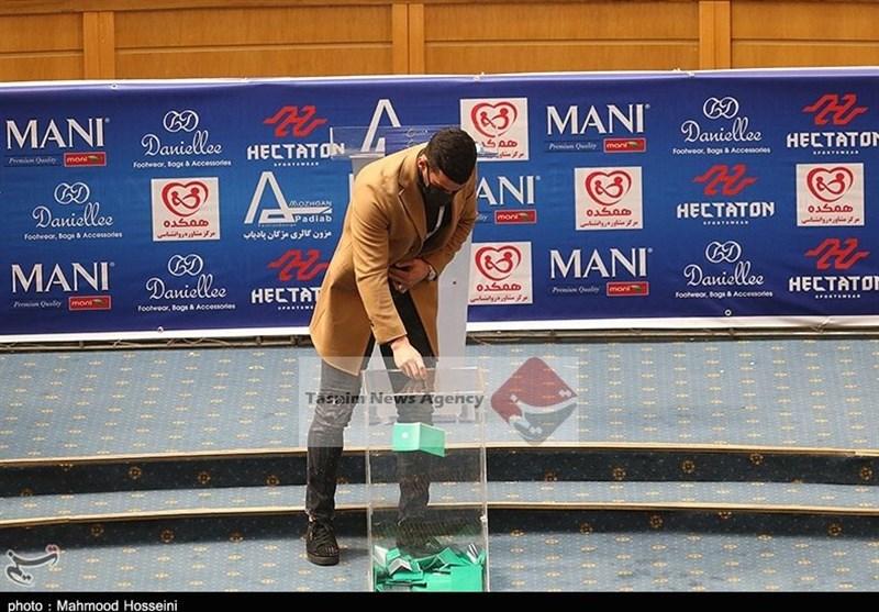احسان حاج صفی , فدراسیون فوتبال , فوتبال ,