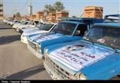 اهدای 150 سری جهیزیه به زوجهای جوان از سوی قرارگاه مدینه منوره سپاه+تصاویر