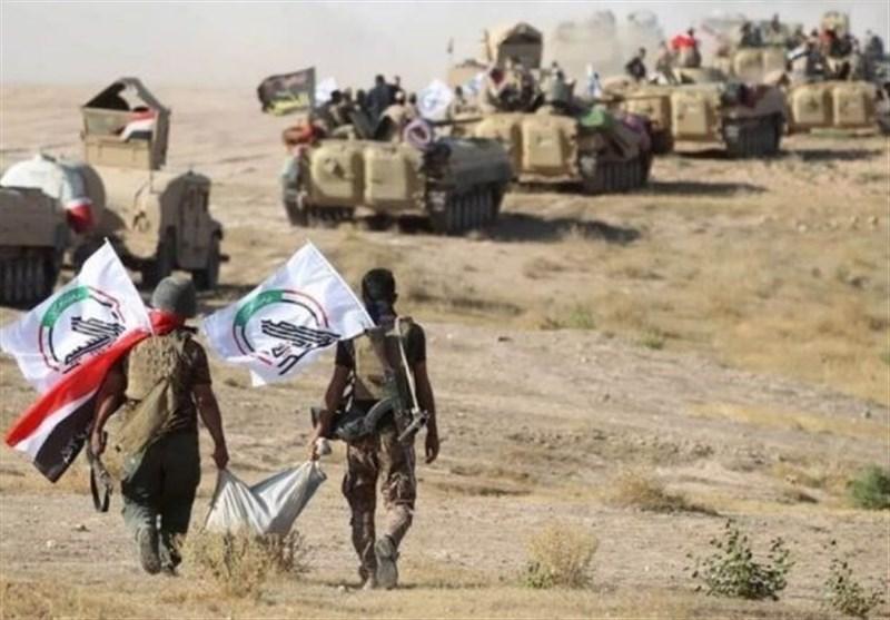 حشد شعبی یک طرح تروریستی بزرگ در غرب عراق را خنثی کرد