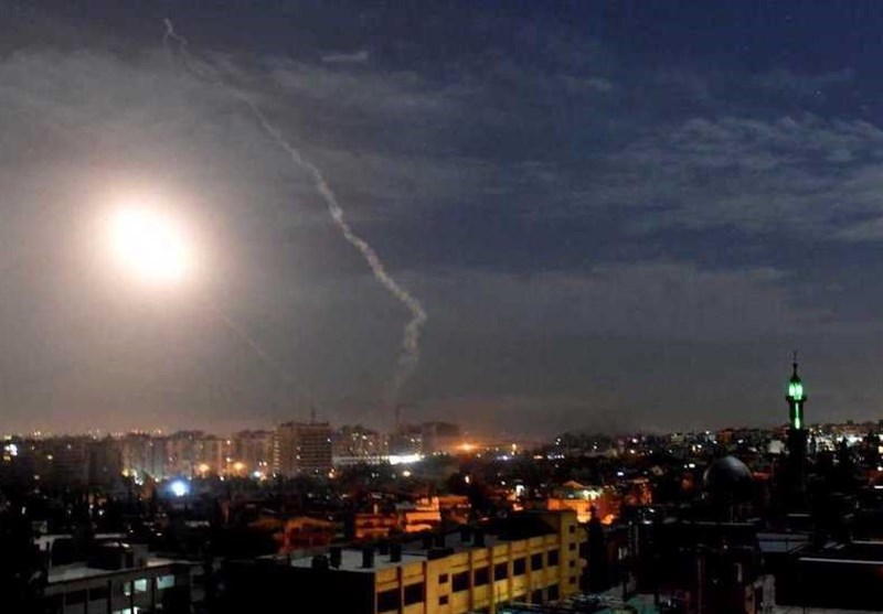 Syria Intercepts Israeli Missiles Coming from Occupied Golan