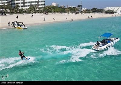 مسابقات قهرمانی اسکی روی آب جزیره کیش