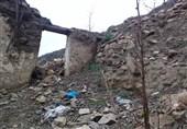 """وعدههای مسئولان در سوادکوه محقق نشد؛ عدم بازسازی """"پیتسرا"""" در آستانه یکسالگی + تصاویر"""
