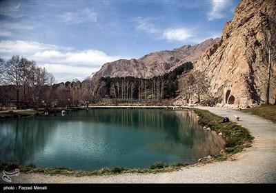 سرزمین مادری / محوطه تاریخی طاق بستان