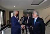مذاکرات صلح و توافقنامه قطر محور دیدار خلیلزاد و عبدالله در کابل