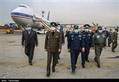 مراسم تحویل دهی دهها فروند هواپیما و بالگرد اورهال شده به ارتش جمهوری اسلامی