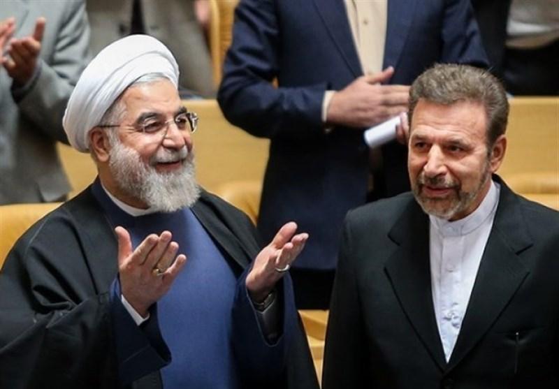 رونویسی واعظی از روحانی در اعتراف به نقش دولت در گرانی ارز