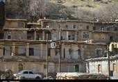 بیمهری مسئولان به روستای تاریخی کریک / گردشگری روستایی فراموش شد + فیلم