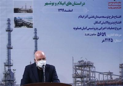 وزیر نفت: در میدانهای مشترک نسبت به همسایگان وضع مناسبی داریم