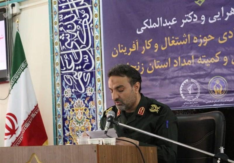 سردار زهرایی: آماده همکاری و انعقاد تفاهمنامه با وزارتخانهها و نهادهای انقلابی هستیم