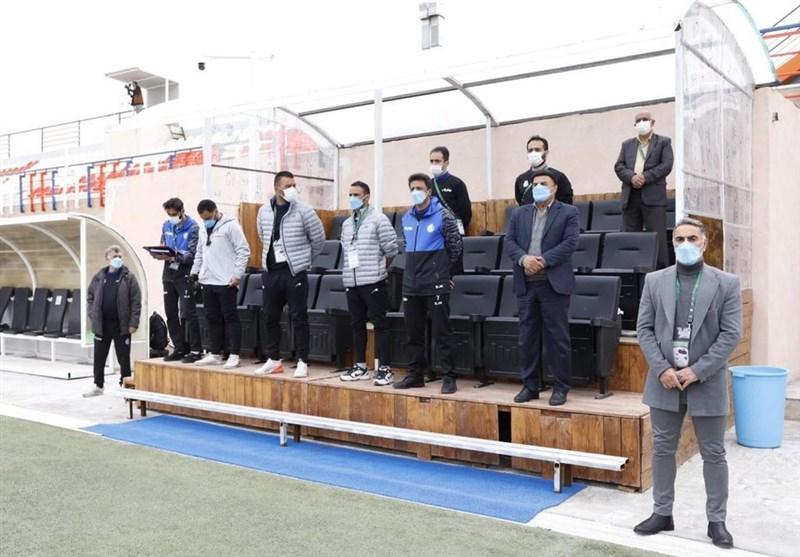 اقدام مثبت باشگاه استقلال در موضوع جدایی کادرفنی