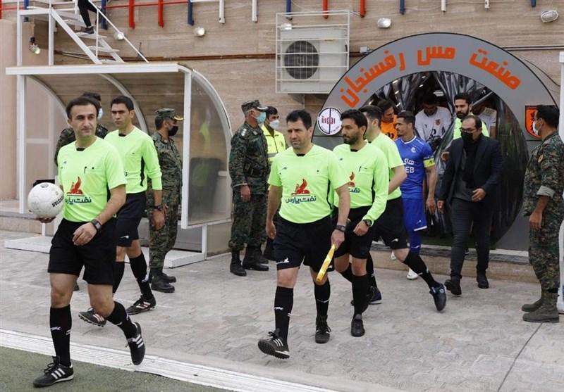مطالبات داوران لیگ برتری فوتبال واریز شد