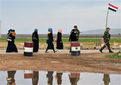 ممانعت گروههای مسلح از خروج اهالی ادلب با وجود گذرگاههای دولت سوریه/ گزارش اختصاصی تسنیم