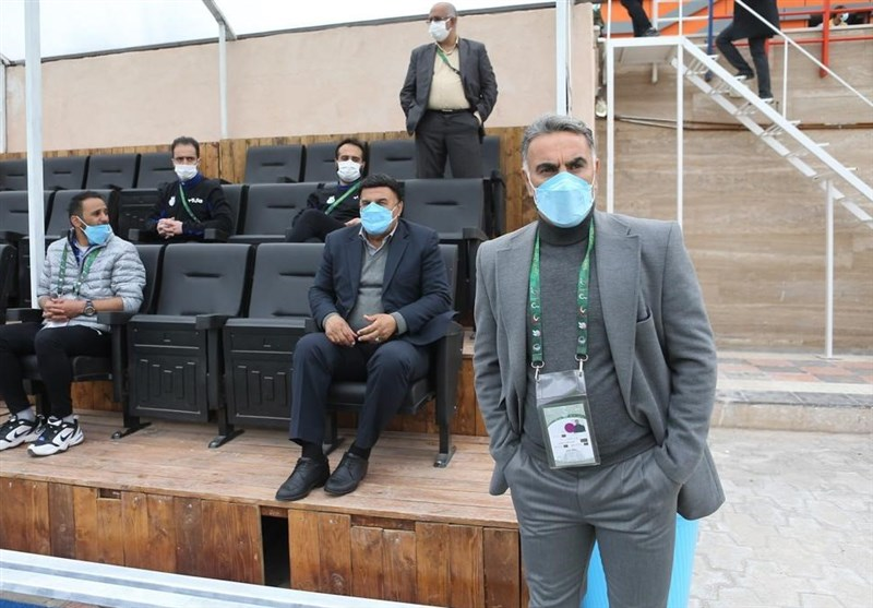 Mahmoud Fekri Sacked As Esteghlal Coach