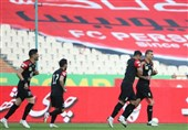 لیگ برتر فوتبال| برتری پرسپولیس مقابل سایپا در نیمه نخست