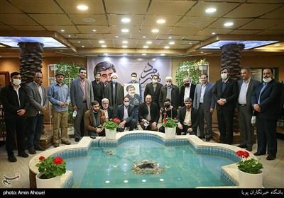 مراسم پاسداشت نویسنده فقید مرحوم جعفر کاظمی