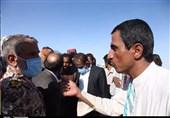 بازدید میدانی هیئت حقیقتیاب مجلس از مرز «شمسر» سراوان