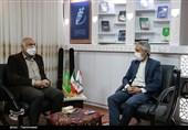 مدیرکل میراث فرهنگی استان کرمان از دفتر استانی خبرگزاری تسنیم بازدید کرد+تصاویر