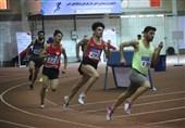 قهرمانی پلیمر خلیج فارس در مسابقات دوومیدانی داخل سالن کشور