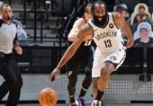 لیگ NBA| پیروزی نتس با رکورد تاریخی هاردن/ دالاس و پورتلند، حریفان خود را شکست دادند