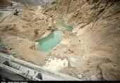 """11میلیارد تومان برای ساخت سد """"اخند"""" استان بوشهر پرداخت شد + تصاویر"""