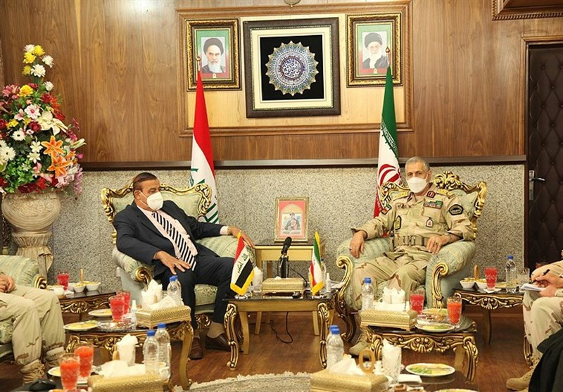 Iranian General Urges Iraq to Take More Action against Arms Trafficking
