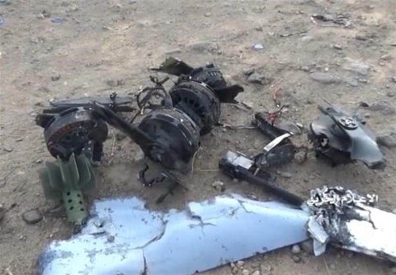 Yemeni Forces Down Saudi-Led Coalition's Drone in Hudaydah (+Video)