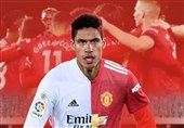 توافق منچستریونایتد با رئال مادرید برای جذب واران