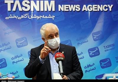 بازدید رئیس بنیاد شهید از خبرگزاری تسنیم