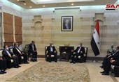 مباحثات ایرانیة - سوریة تتناول تبادل الخبرات فی المجال التقنی وتکنولوجیا المعلومات