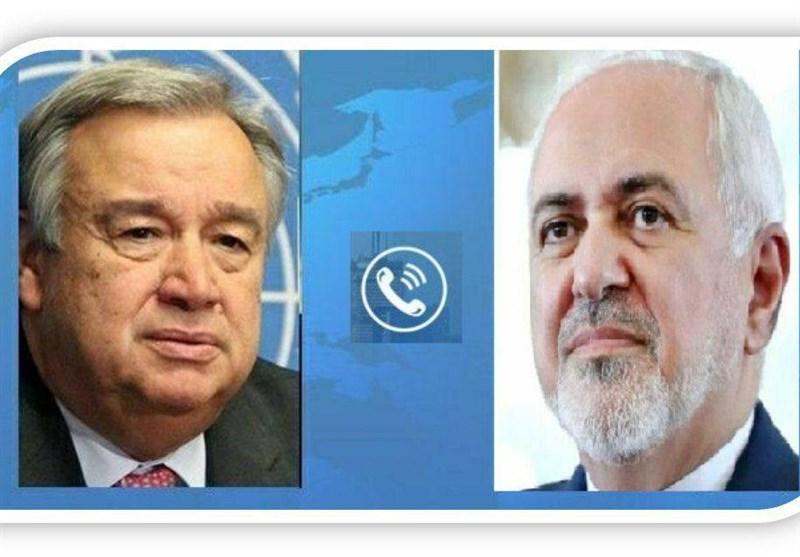Iran, UN Discuss Yemen Peace Efforts