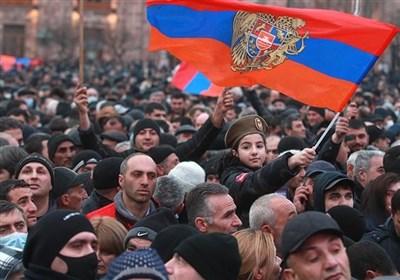 تقاضای مخالفان برای دیدار فوری با رئیس جمهوری ارمنستان