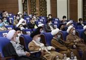 مراسم افتتاح 42 ساختمان آموزشی و کمکآموزشی حوزه علمیه خواهران برگزار شد